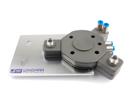 WINGMAN Automatic Cobot Tool Changer